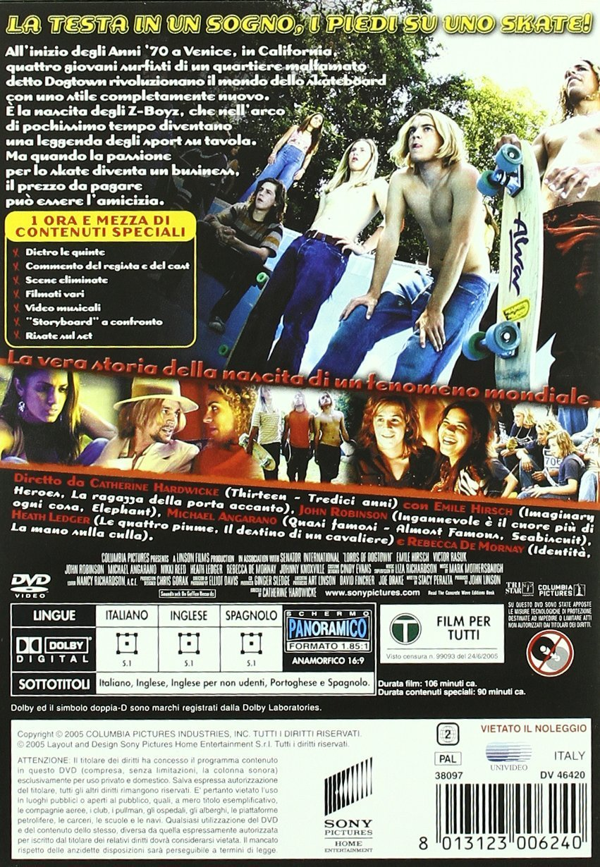 Di Mano In Mano Espinasse dvd profiler